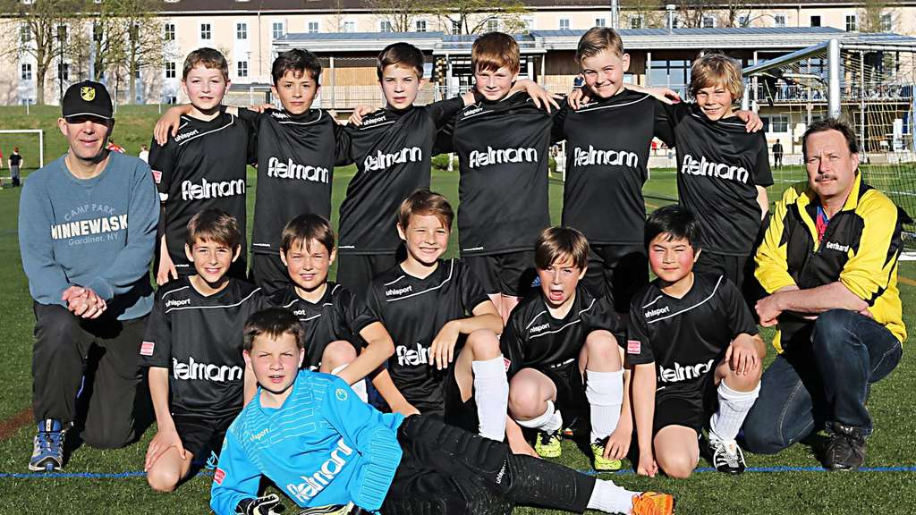 Die E-Junioren des SV Bad Tölz