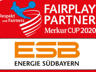 ESB ist Fairplay-Partner des Merkur CUP