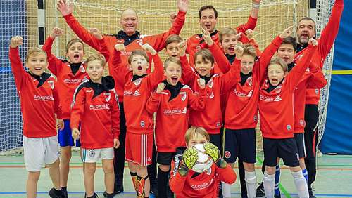 Allings Jugend bleibt in Form